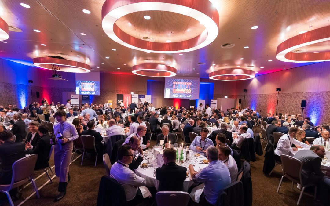 Showcase your sustainable project at European Rental Awards