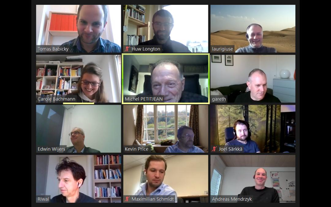Kick-off meeting of ERA Working Group on Cybersecurity