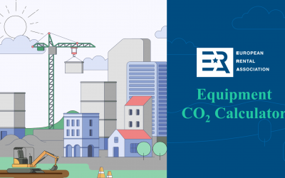European Rental Association launches the ERA Equipment CO2 Calculator