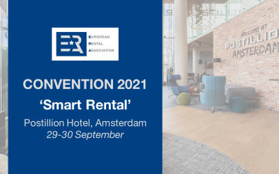Rescheduled ERA Convention will bring the European rental industry together for the first ‎time in two years