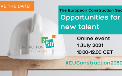 The European Construction Sector: Opportunities for new talent