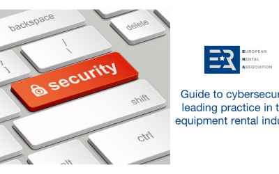 ERA publishes guide for equipment rental companies to address cybersecurity threats