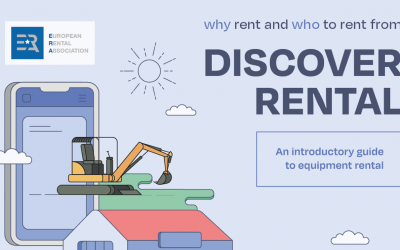 ERA releases new and improved Discover Rental guide to promote equipment rental