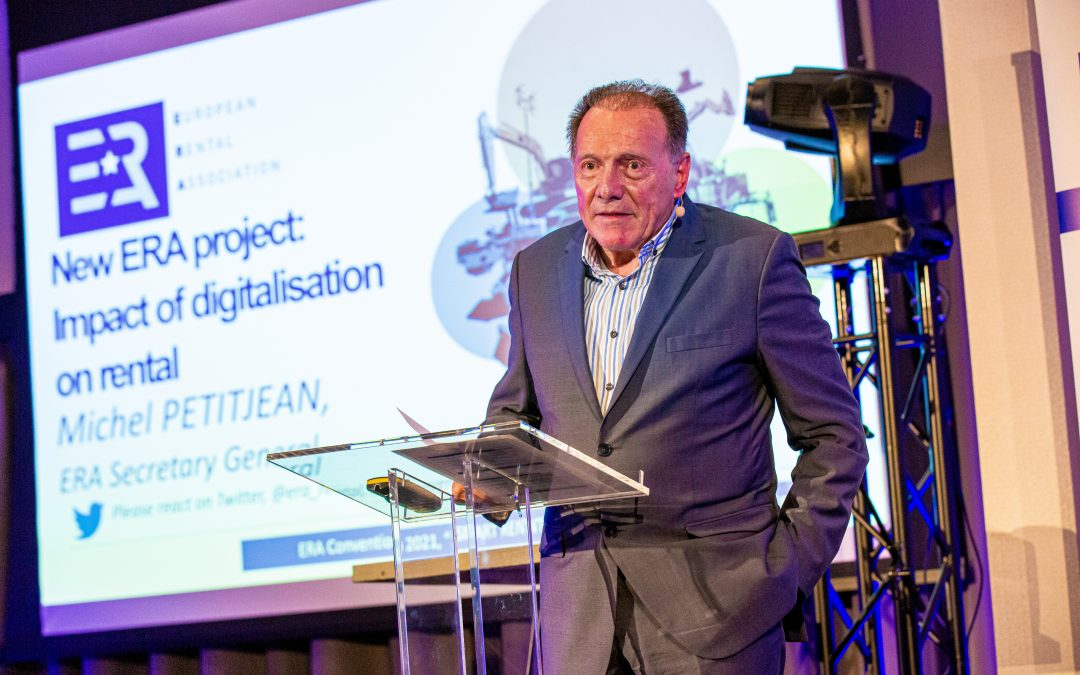 ERA launches new project on the impact of digitalisation on rental